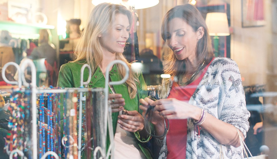 The Money & Love Equation -  Shopping Therapy