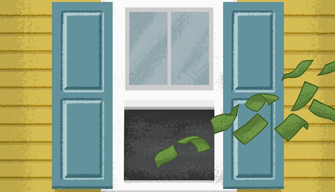 5 Money Traps to Avoid in Retirement -  Retirement  fund losing money