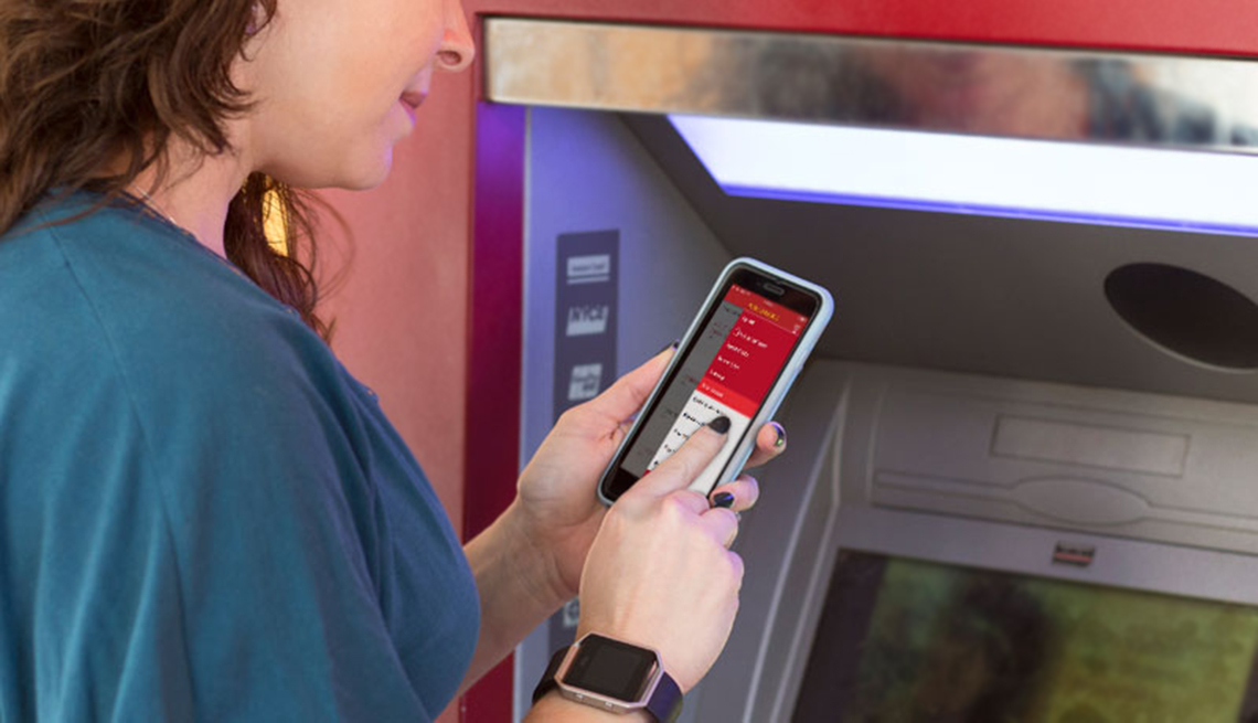 Soon Wells Fargo ATMs Will Allow Smartphone Withdrawals