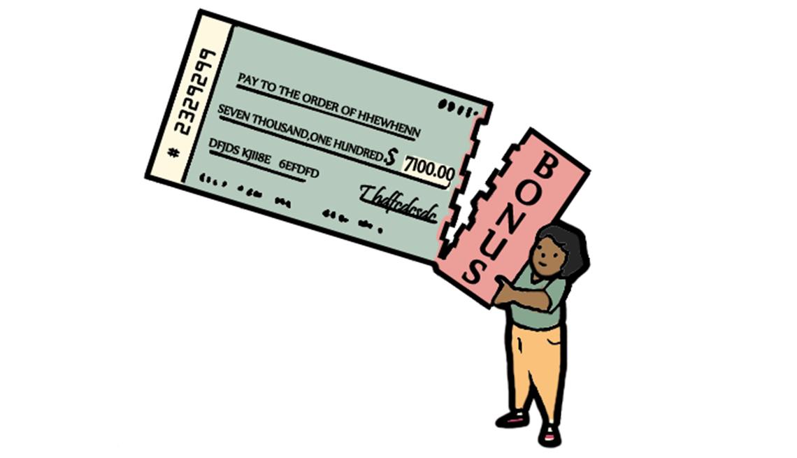 Penny pinchers: The Bonus Diversion