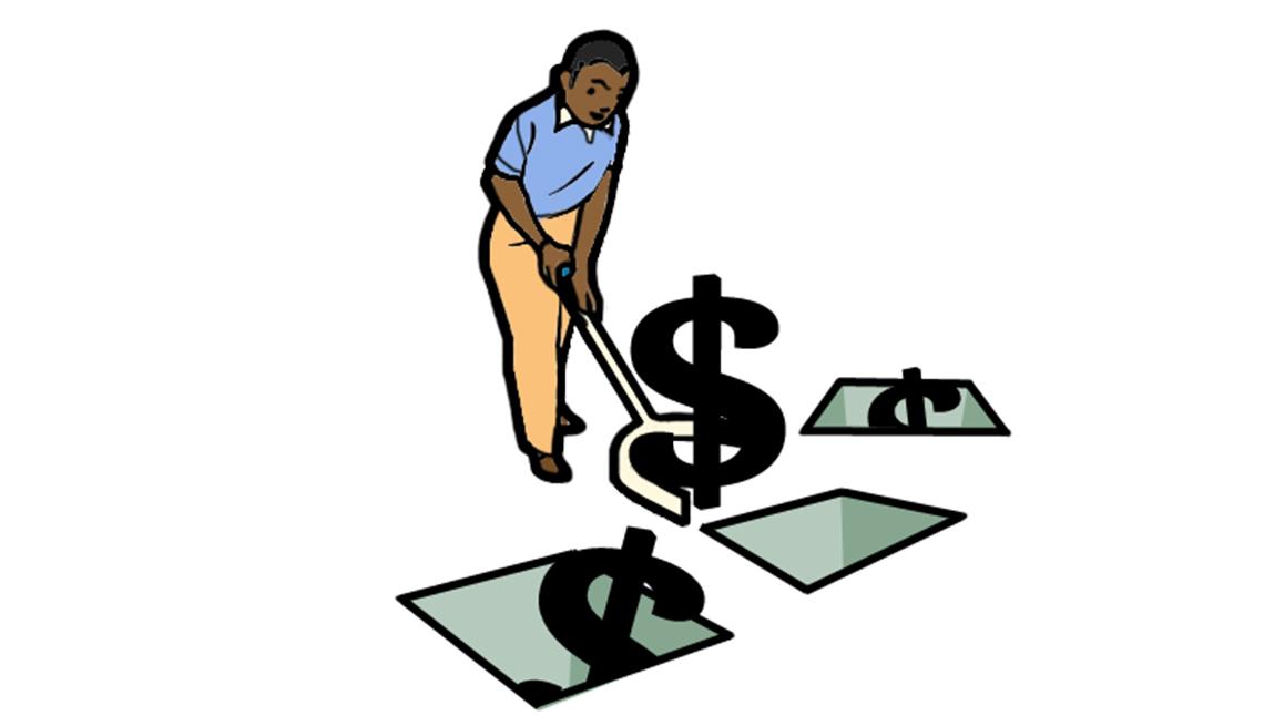 Penny pinchers: The Savings Shuffle