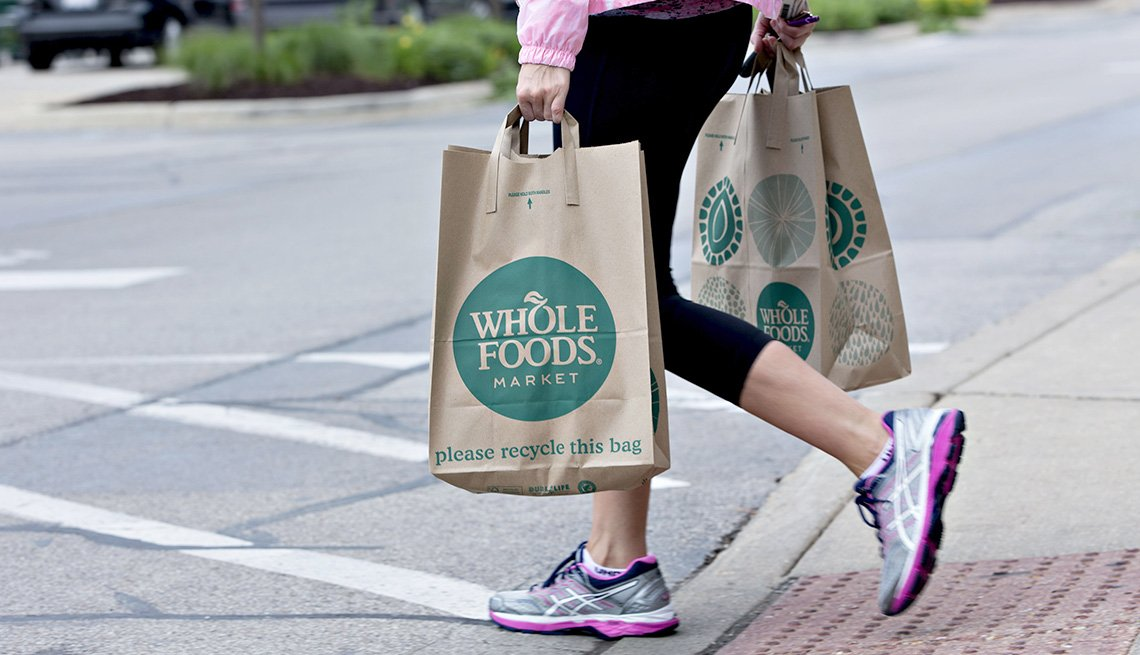 Amazon to cut prices at Whole Foods
