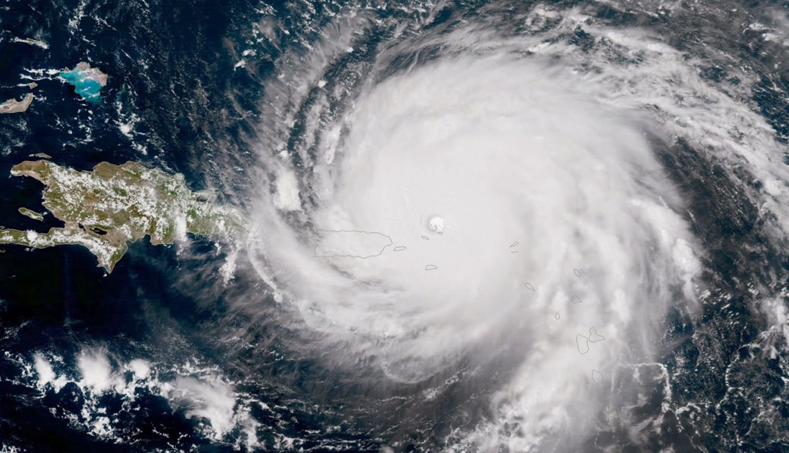 Latest on FEMA prep for Irma