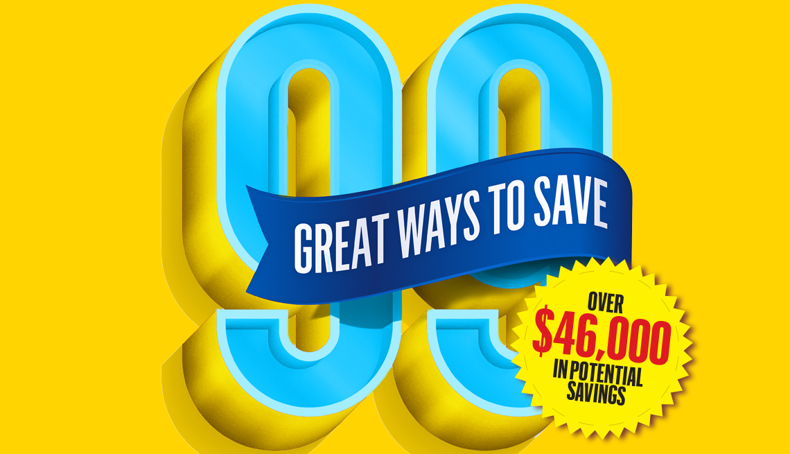 99 ways to save illustration