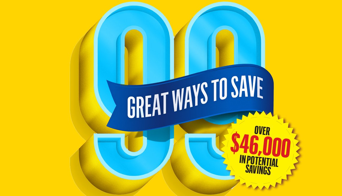 99 ways to save illustration