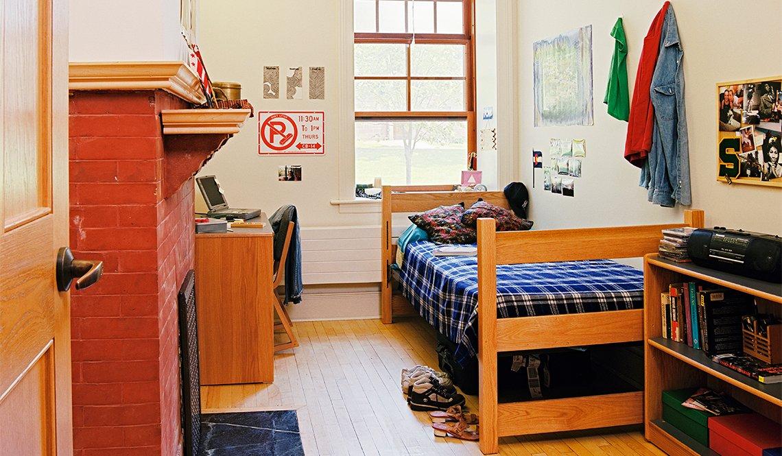 item 9 of Gallery image - habitación de una casa