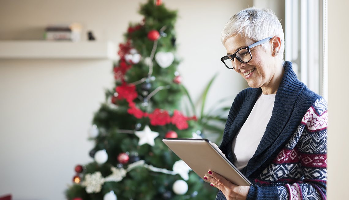 Boomers Prefer Holiday Shopping Online