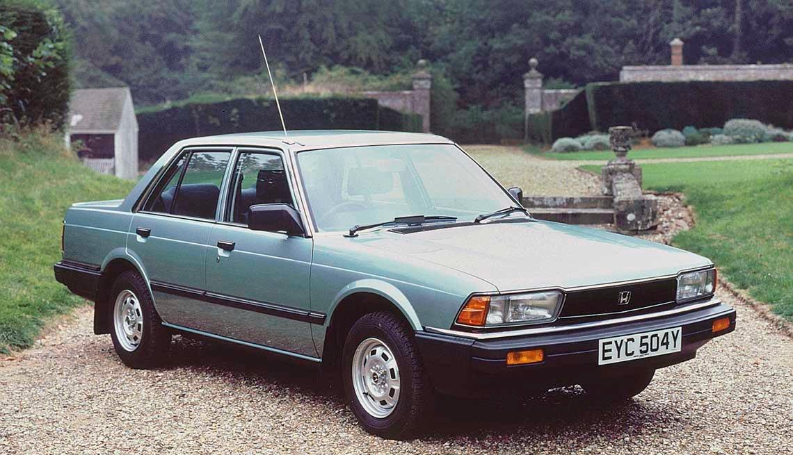 item 8 of Gallery image - 1983 Honda Accord saloon