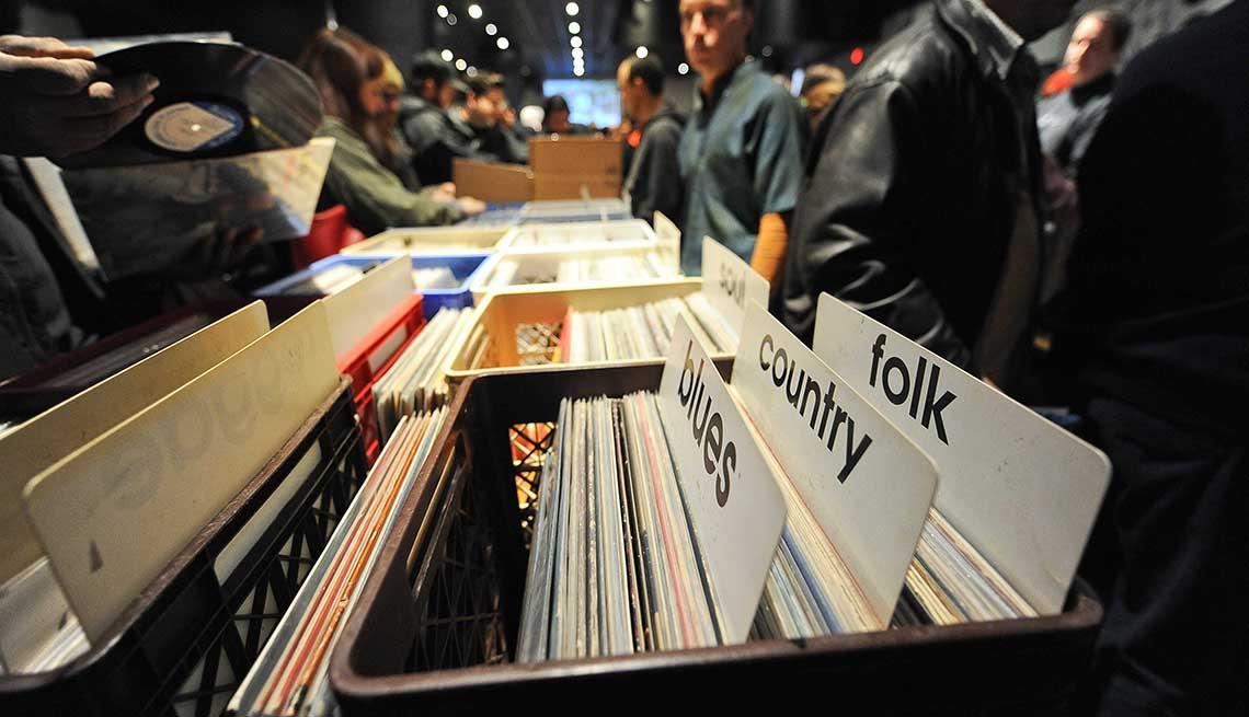 item 5 of Gallery image - Vinyl record fair DC