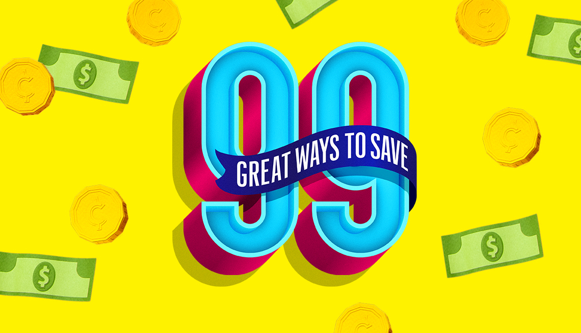 ninety nine great ways to save