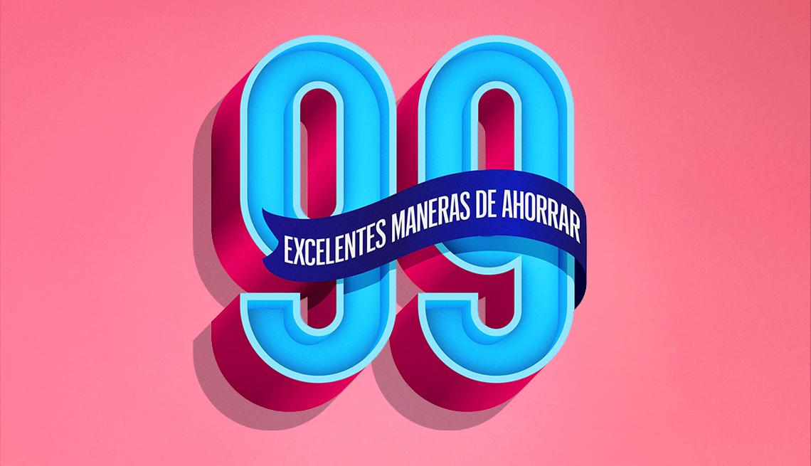 Logo de 99 maneras de ahorrar