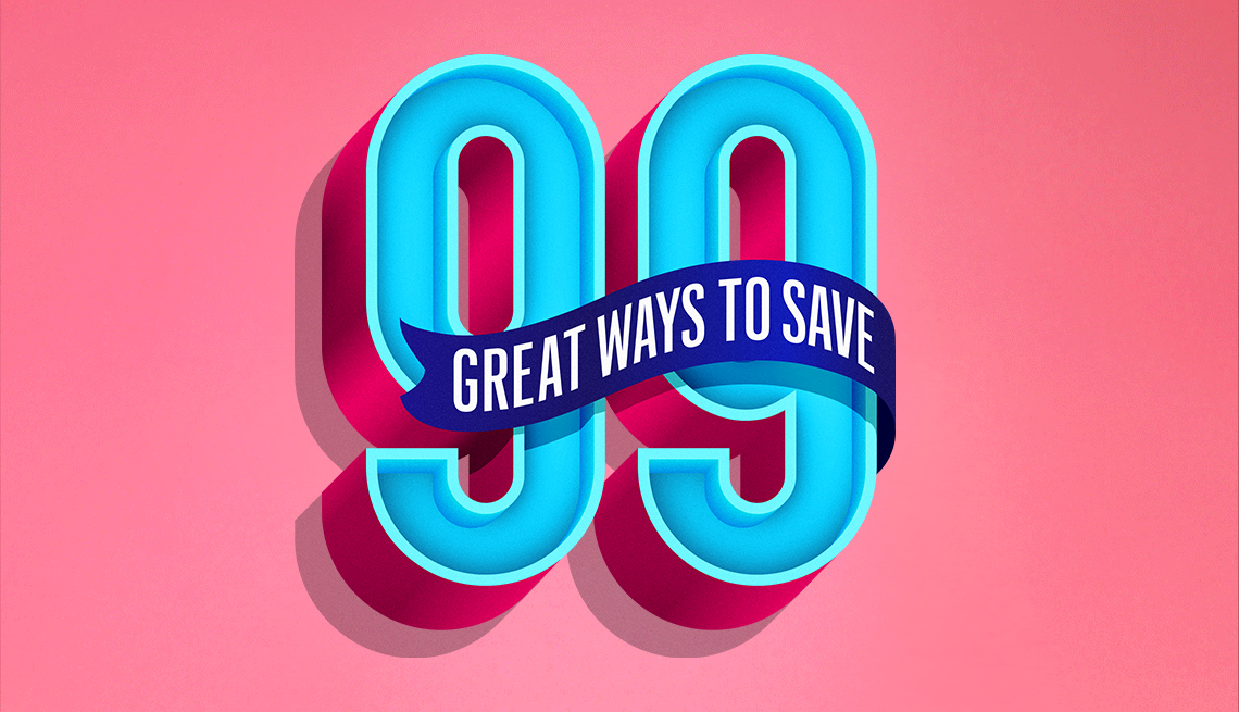 ninety nine great ways to save