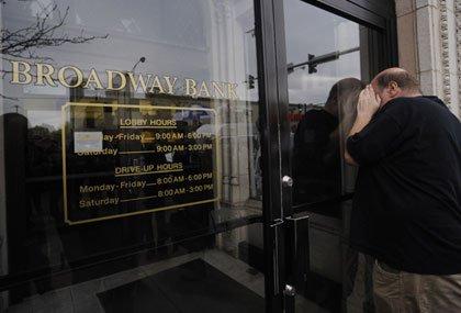 Más de 100 bancos han quebrado este año