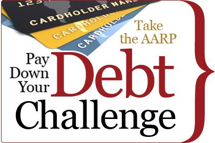 Pay Down Your Debt Challenge logo