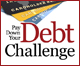 Pay Down Your Debt Challenge Icon