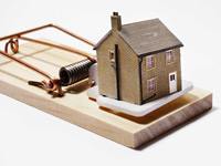 house set in mousetrap-adjustable rate mortagage pros and cons
