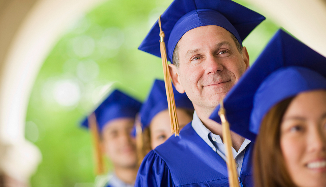 College grants for older adults right! Idea