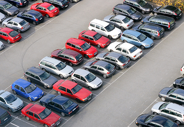 Parking lot, 8 Hidden College Expenses