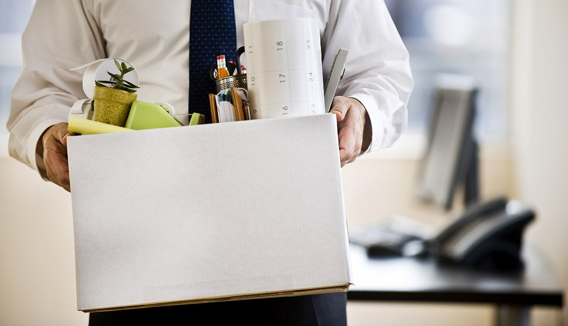 Managing your credit - Should you worry if just lost your job?