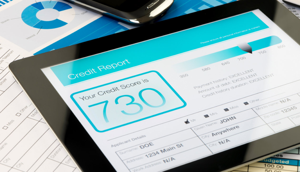 Informe de crédito digital