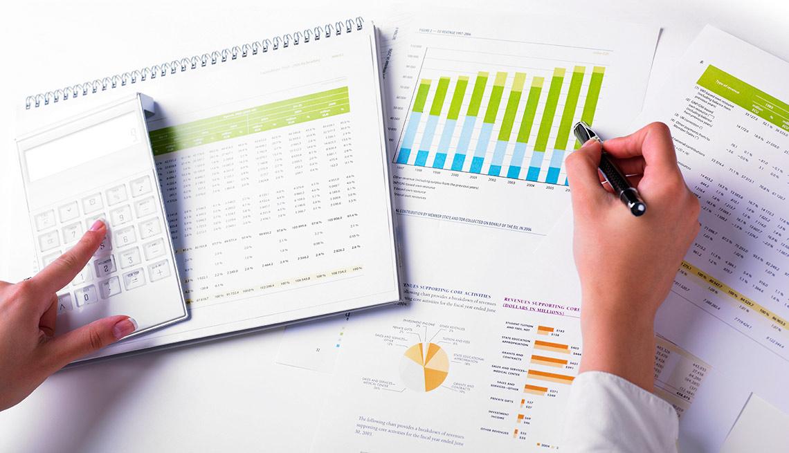 Revisando informe de crédito