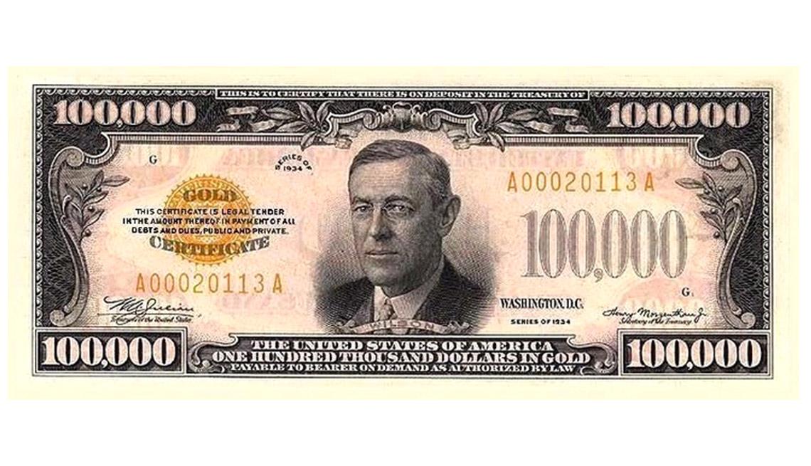 La historia del dólar