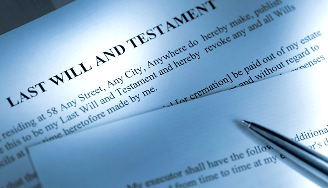 Testamento y planificación patrimonial