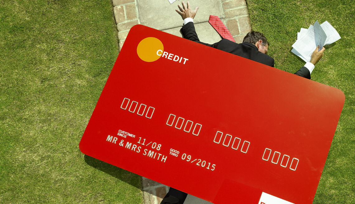 Ways Bad Credit costs you money - Default or penalty credit card interest rates