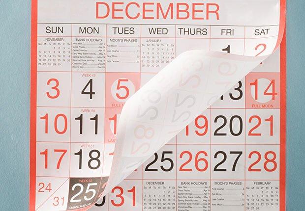Calendario de diciembre - Errores en las compras navideñas con tarjetas de crédito