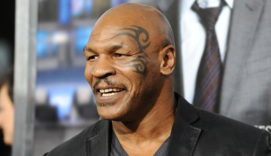 Más famosos en quiebra - Mike Tyson, boxeador