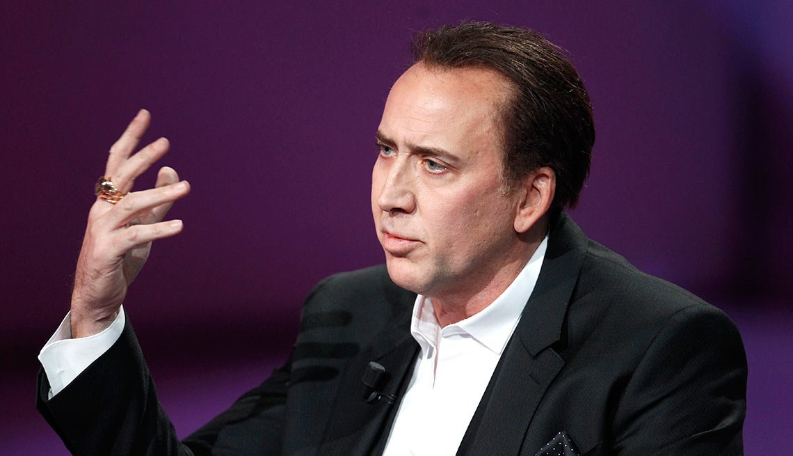 Celebrities Who Went Broke - Nicolas Cage
