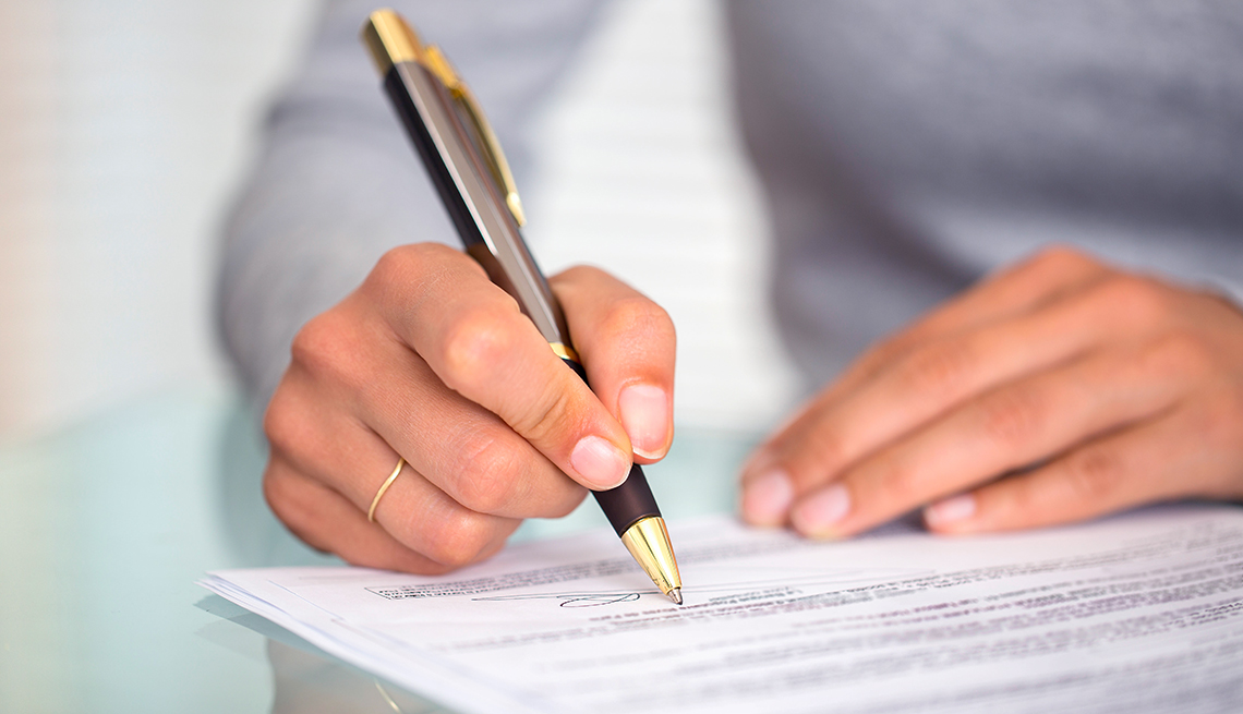 Perils of Co-signing Loans