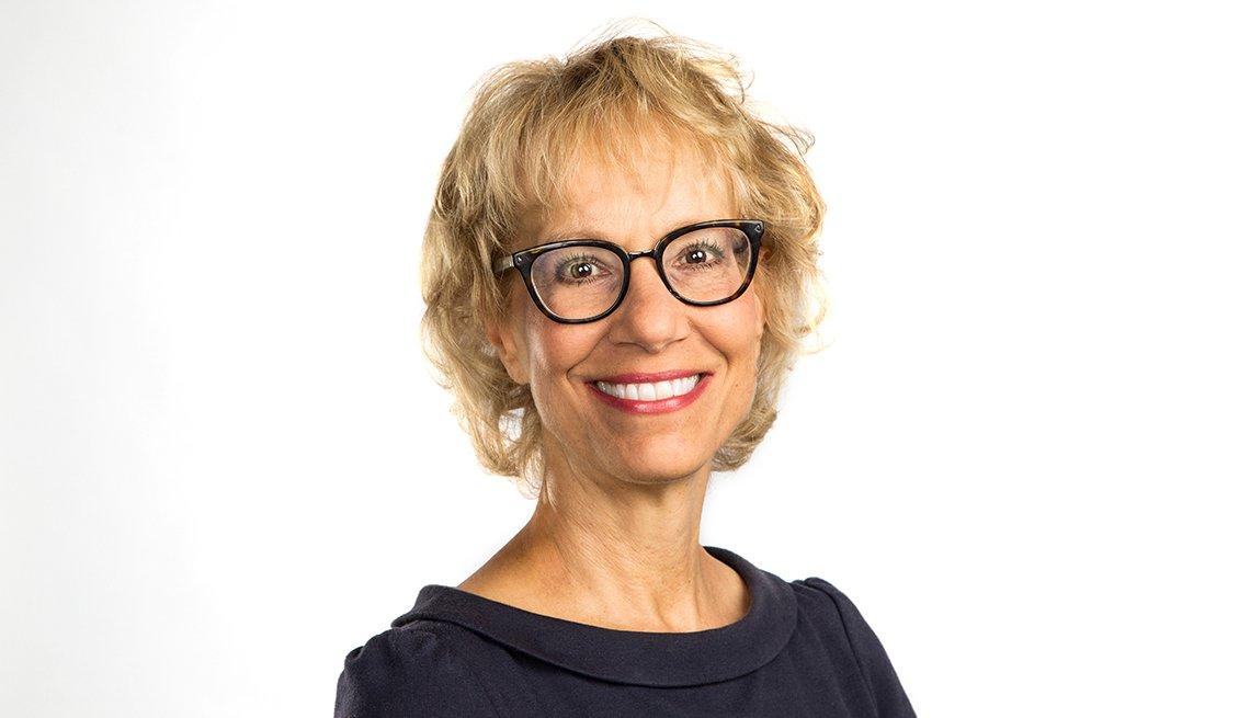 Eileen Ambrose, experta en asuntos de trabajo y jubilación