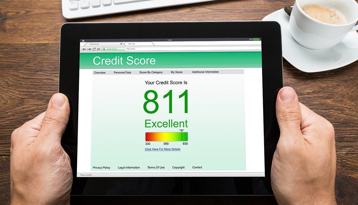 Credit Score Changing