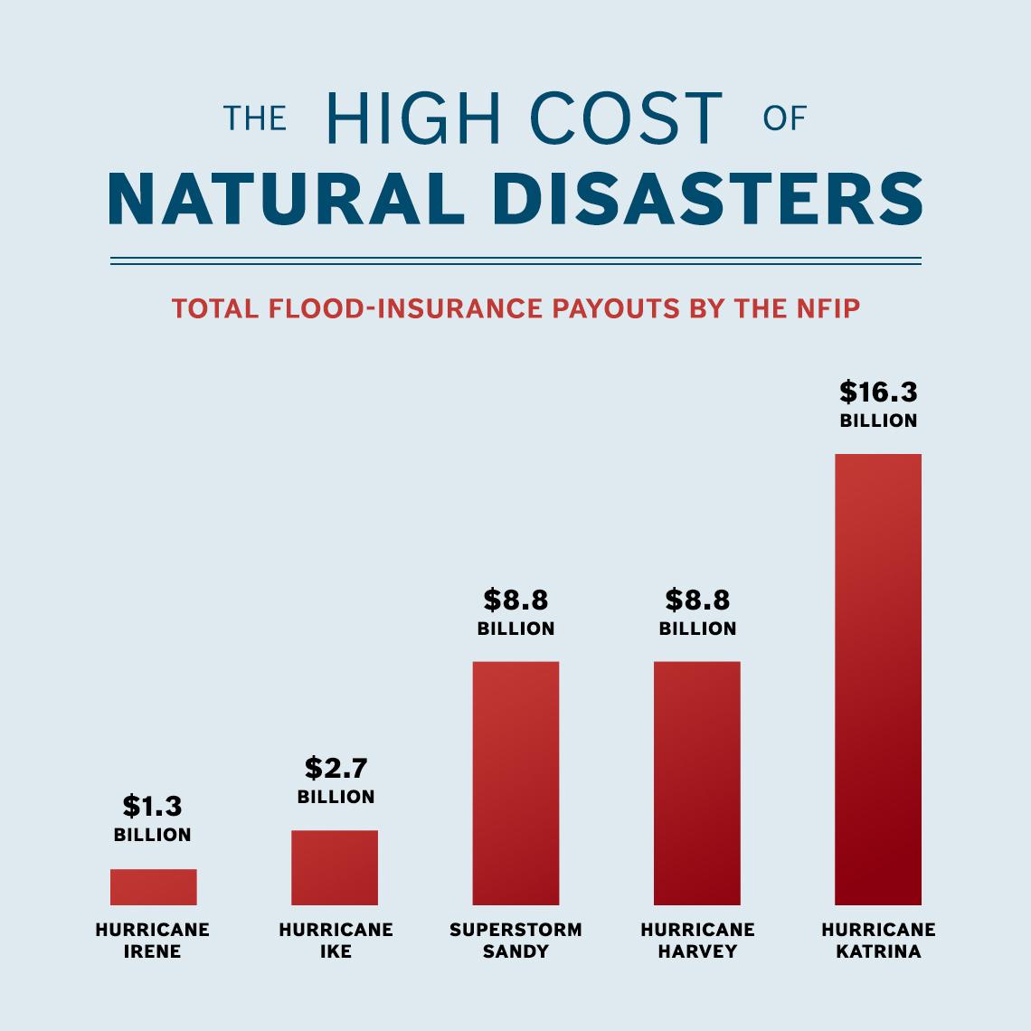 flood costs