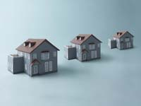 Miniature houses - one smaller than the next, Pitfalls of Reverse Mortgages