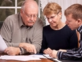 Family financial planning together