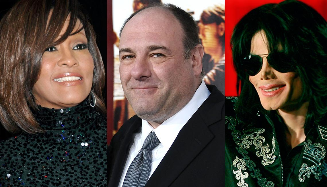 Celebrity Estate Planning Mistakes You Must Avoid - Whitney Houston, James Gandolfini, Michael Jackson