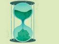 Un reloj de arena - ¿Debería usted pagar su hipoteca?