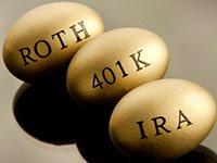 Huevos de oro - Recargue su 401(k)