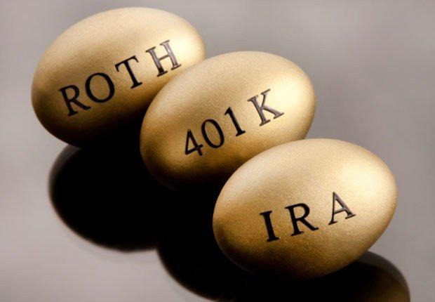 Huevos de oro, Turbo cargue su 401(k)
