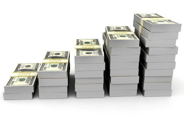 Columnas de dinero - Recargue su 401(k)