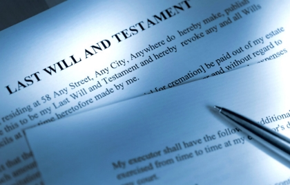 Will document, Estate Planning Quiz