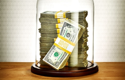 Money inside a glass dome, When the Numbers Stop Making Sense: Can You Age-Proof Your Finances?