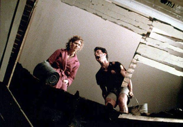 Escena de The Money Pit con Shelley Long and Tom Hanks - Consejos financieros desde las películas