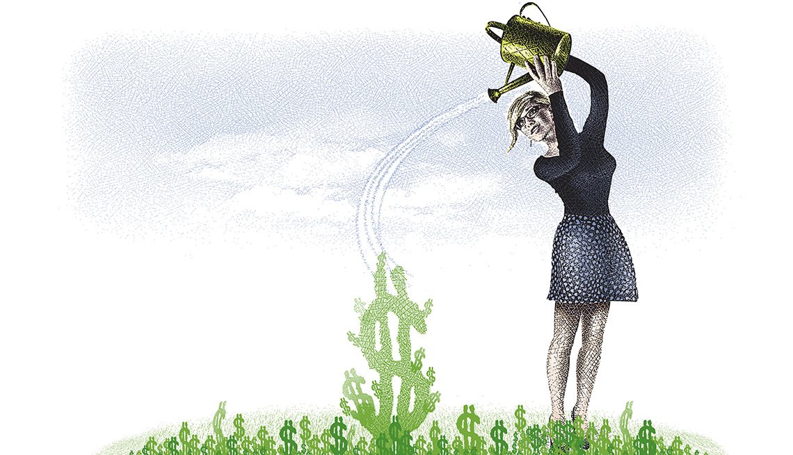 Making your 401k grow
