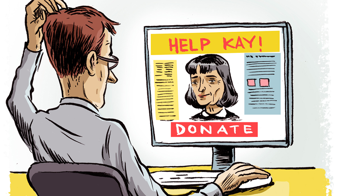 Buddy Can You Spare a Dime  Crowd funding websites as fundraisers