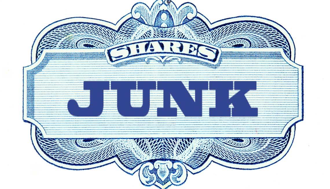JBQ - Risky Junk Bond Funds
