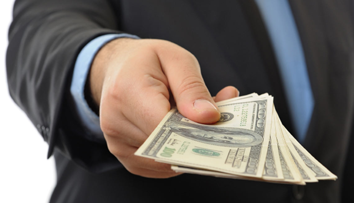 Seven Ways to Save More - pay with cash