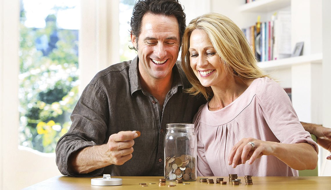 Saving money can make you happier